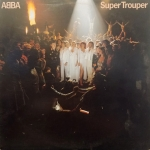 ABBA - Super Trouper Vinyl Album