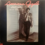 American Gigolo - Original Motion Picture Soundtrack Vinyl Album