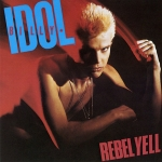 Billy Idol - Rebel Yell Vinyl Album
