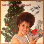 Brenda Lee - Merry Christmas Vinyl Album