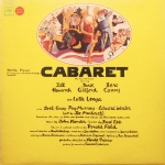 Cabaret - Original Broadway Cast Recording Vinyl Album