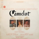 Camelot - Original Broadway Cast Soundtrack Vinyl Album