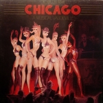 Chicago Cast Recording Vinyl Album