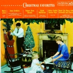 Christmas Favorites - Various Artists Vinyl Album