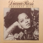 Diana Ross - Greatest Hits Vinyl Album