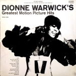 Dionne Warwick - Dionne Warwick's Greatest Motion Picture Hits Vinyl Album