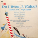 Do I Hear A Waltz? - The Original Broadway Cast Recording Vinyl Album