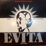 Evita - Broadway Cast Vinyl Album