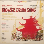 Flower Drum Song - Original Cast Recording Vinyl Album
