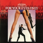 For Your Eyes Only - Original Motion Picture Soundtrack Vinyl Album