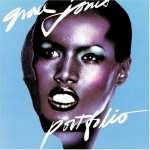 Grace Jones - Portfolio Vinyl Album