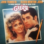 Grease - The Original Soundtrack From The Motion Picture Vinyl Album