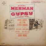 Gypsy - The Original Broadway Cast Recording Vinyl Album
