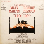 I Do! I Do! The Story Of A Marriage Vinyl Album