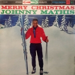 Johnny Mathis - Merry Christmas Vinyl Album