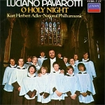 Luciano Pavarotti - O Holy Night Vinyl Album