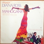 Mahogany - The Original Sound Track Recording Vinyl Album