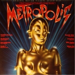 Metropolis - Original Motion Picture Soundtrack Vinyl Album