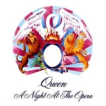 Queen - A Night At The Opera Vinyl Album