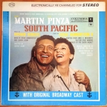 South Pacific- The Original Broadway Cast Recording Vinyl Album