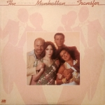 The Manhattan Transfer - Coming Out Vinyl Album