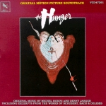 The Hunger - Original Motion Picture Soundtrack Vinyl Album