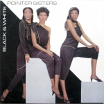 The Pointer Sisters - Black & White Vinyl Album