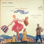 The Sound of Music - The Original Sound Track Recording Vinyl Album