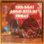 Various Artists  - The Best Song Hits Of Today Vinyl Album