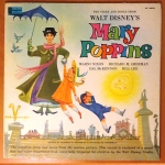 Walt Disney's Mary Poppins - The Story And Songs Vinyl Album
